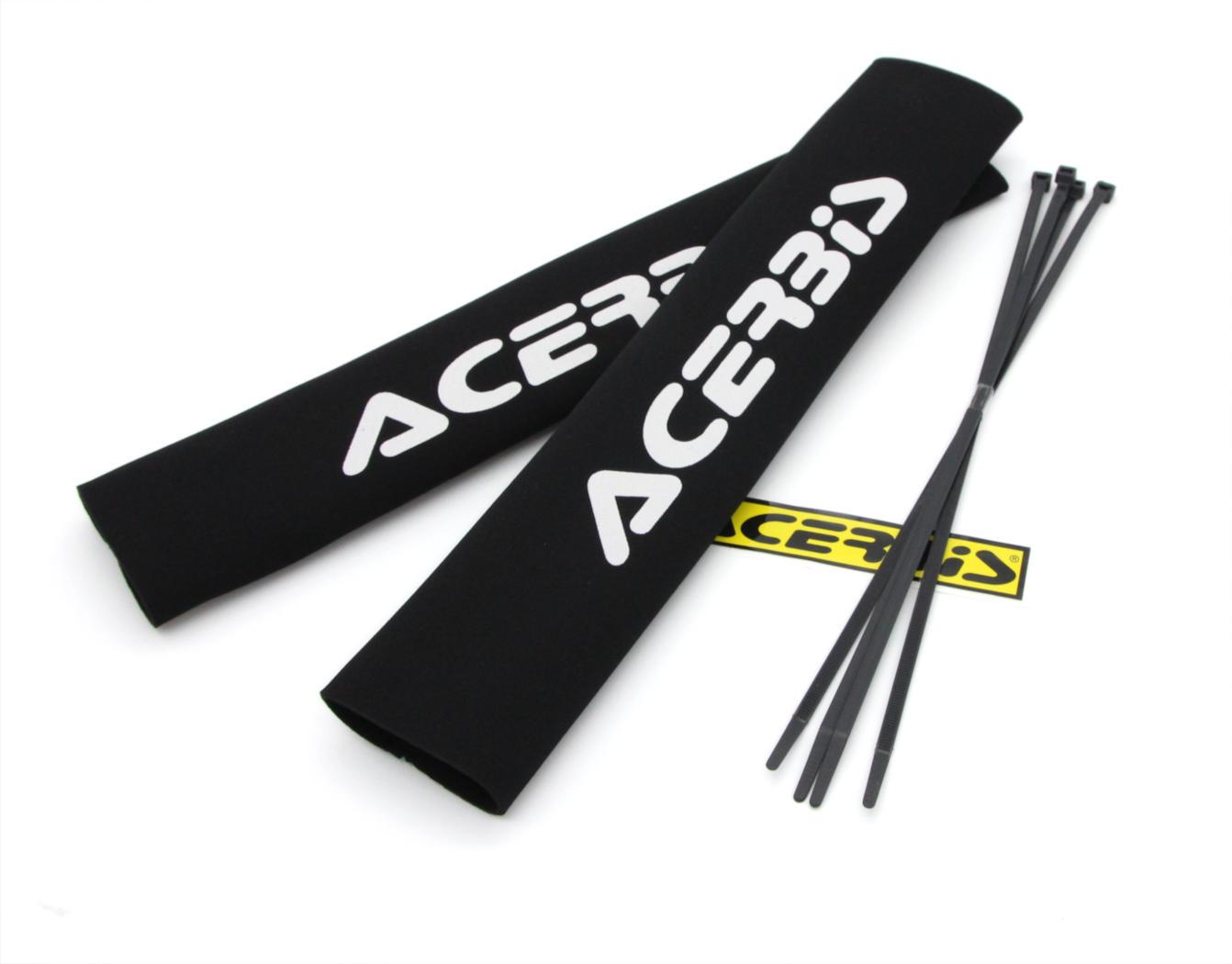 Gabelschutz / Stoßdämpferschutz Acerbis Neopren 40-50mm schwarz