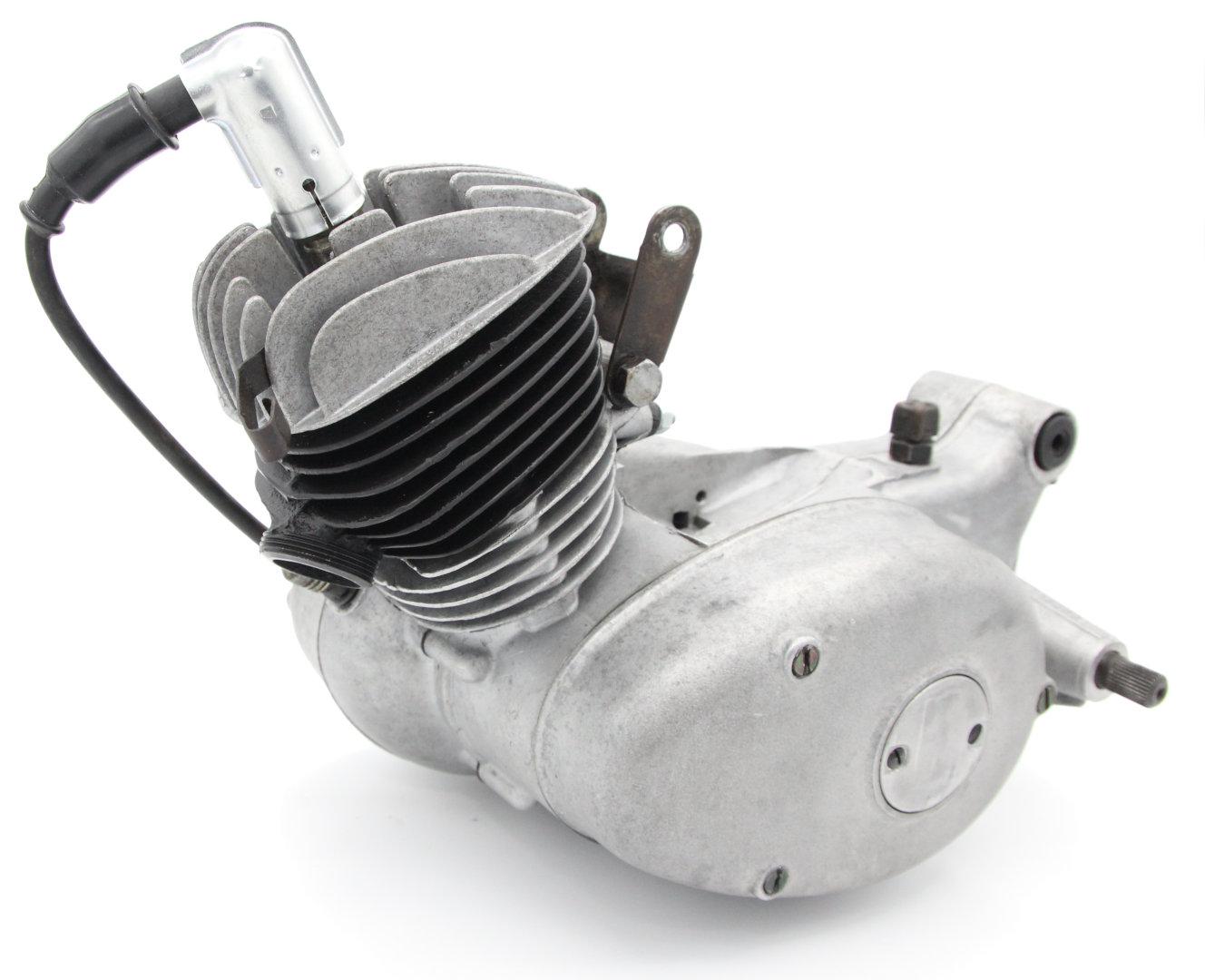Simson SR1, SR2, KR50, SR4-1 Spatz (Rheinmetall, Soemtron)(Rh50, Rh50 II, KRo Rh50, Sö 4-1 P/K) Motor Regenerierung