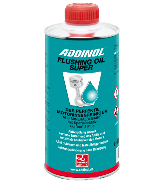ADDINOL Flushing Oil Super, Motorspülung, 500ml