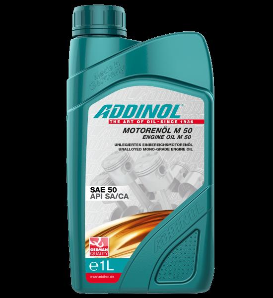ADDINOL M50 OLDTIMER - Motorenöl, mineralisch, 1L