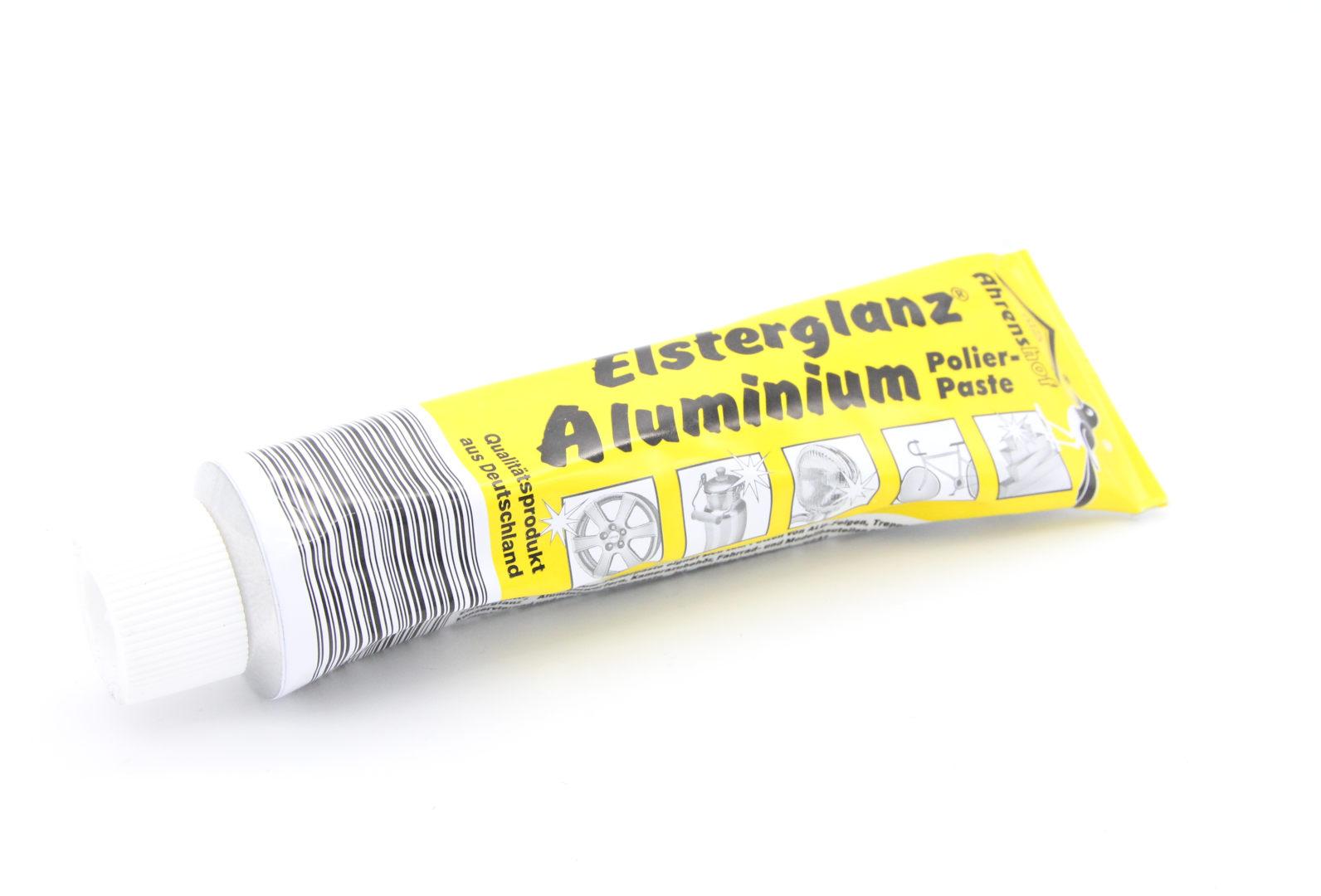 Elsterglanz Aluminium-Polierpaste-150ml Tube
