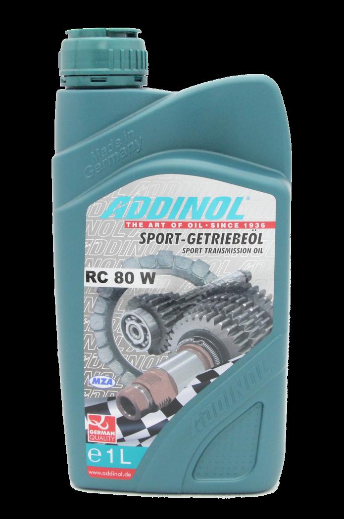 Addinol RC80W Sport-Getriebeöl mineralisch 1l